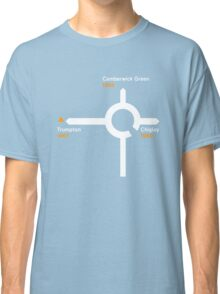 Trumptonshire, incorporating Trumpton, Chigley and Camberwick Green Classic T-Shirt