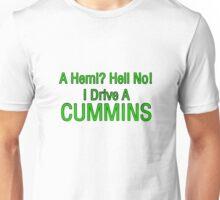 A Hemi? Hell No! Unisex T-Shirt