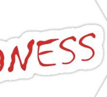 Margot Robbie Madness - Harley Quinn Sticker
