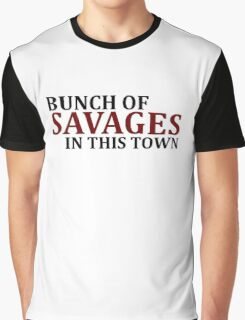 Bunch Of Savages Graphic T-Shirt