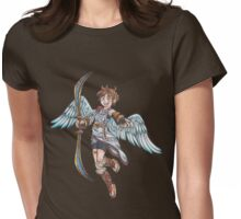 Kid Icarus - Pit Womens Fitted T-Shirt