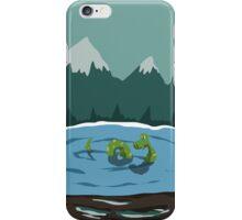 Nessie - Loch Ness iPhone Case/Skin