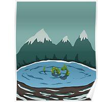 Nessie - Loch Ness Poster