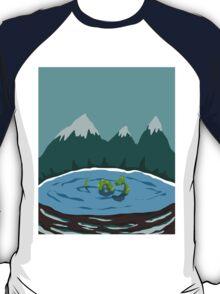 Nessie - Loch Ness T-Shirt