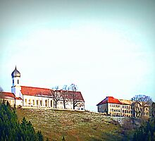Hohenpeissenberg by ©The Creative  Minds