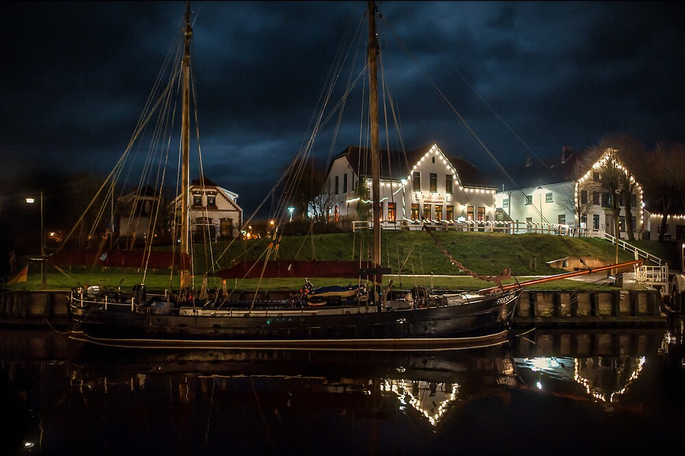 Xmas at the Northern Sea in Germany by wulfman65