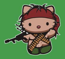 Rambo Kat by HiKat