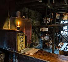 Victorian Candle Factory by Adrian Evans