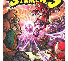 Super mario strikers Cover by Pompelmo