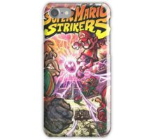 Super mario strikers Cover iPhone Case/Skin