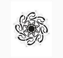 Orient Black & White Logo by Slawomir  Piasecki