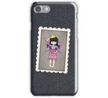 Whimsical Little Fairy Princess iPhone Case/Skin