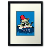 TARD-IS Framed Print
