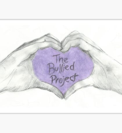 The Bullied Project Sticker