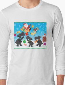 Presents from Santa Long Sleeve T-Shirt