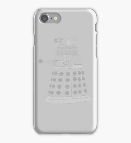 ASCII Dalek iPhone Case/Skin