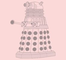 ASCII Dalek Kids Tee