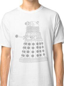 ASCII Dalek Classic T-Shirt