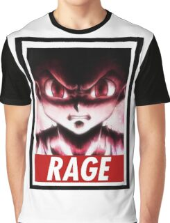 Hunter x hunter gon rage pitou Graphic T-Shirt