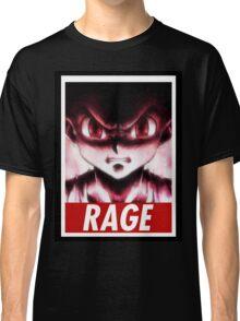Hunter x hunter gon rage pitou Classic T-Shirt