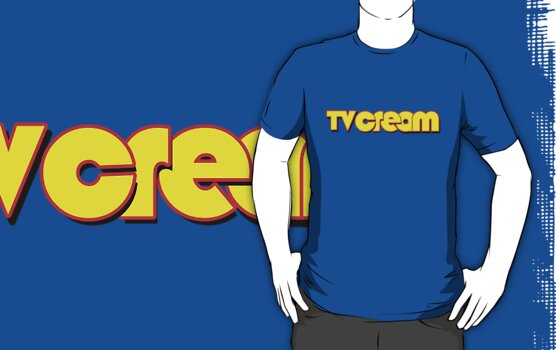 The ever-lovin' TV Cream logo by tvcream