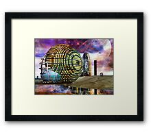 Base XXF594 Framed Print