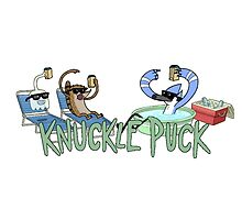 Knuckle Puck: The Regular Show by ffernweh-
