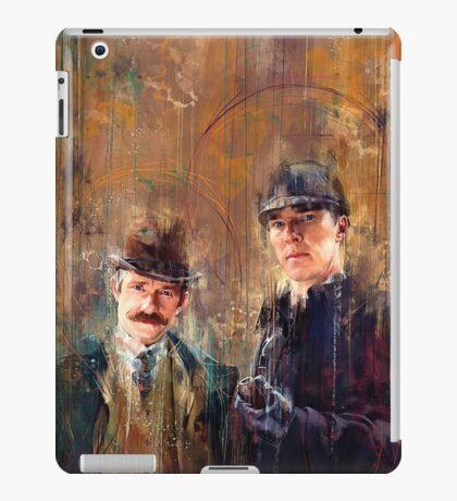 Sherlock Special iPad Case/Skin