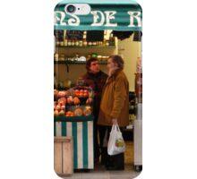 Market iPhone Case/Skin