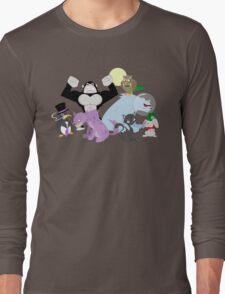 Arkham Zoo Long Sleeve T-Shirt
