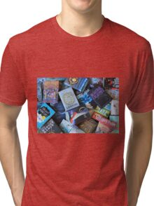 Young Adult Books Tri-blend T-Shirt