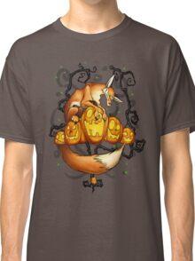 Halloween Fox Classic T-Shirt
