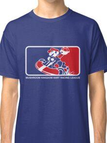 Mushroom Kingdom Kart Racing League Classic T-Shirt