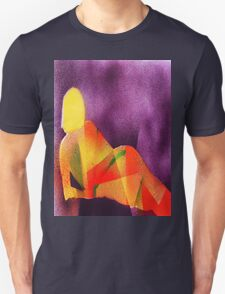 Sunlight on a reclining nude T-Shirt
