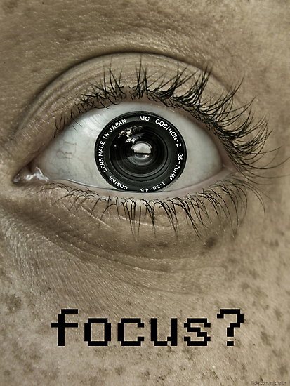 focus? by michal beer