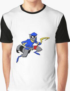 Sly Cooper- Minimalist Graphic T-Shirt