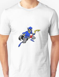 Sly Cooper- Minimalist Unisex T-Shirt