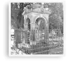 Tomb, Buxton Metal Print