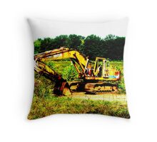 All Ready for Duty III Throw Pillow