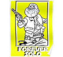 Star Wars - Forever Solo Poster