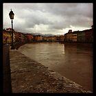 Walkin' in Pisa  by peestols