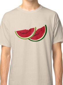 Watermelon slices Classic T-Shirt