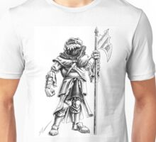 Ridley, the Dragonborn Fighter Unisex T-Shirt