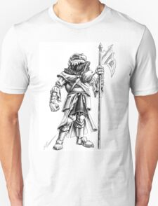Ridley, the Dragonborn Fighter T-Shirt