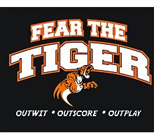 Fear the Tiger Photographic Print