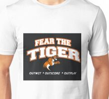 Fear the Tiger Unisex T-Shirt