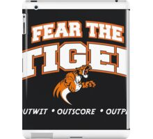 Fear the Tiger iPad Case/Skin