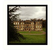 Calke Abbey Art Print