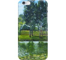 The three trees iPhone Case/Skin