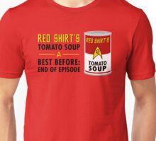 Red Shirt's Tomato Soup Unisex T-Shirt
